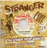 Stranger Cole & Gladdy Anderson - If We Should Ever Meet / Darling Please (Stranger Soul Cole / Reggae Fever) EU 7""